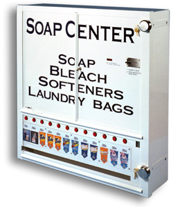 Equipment Marketers Soap Center Soap Venders