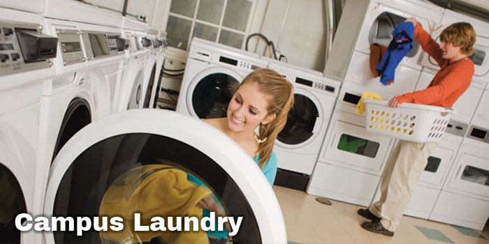 Equipment Marketers - Campus/College Laundry Equipment