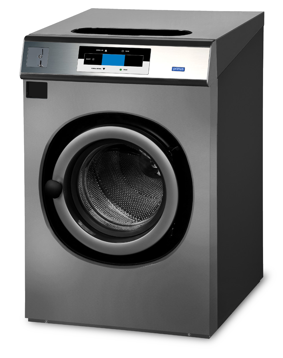 Equipment Marketers & Primus Vend Soft Mount Washer-Extractor