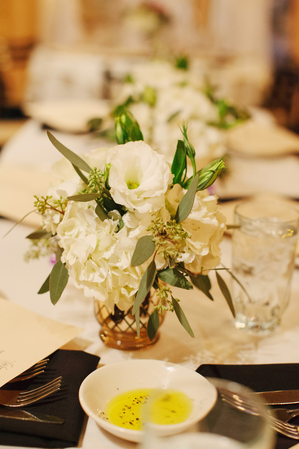 Raleigh Wedding Centerpieces