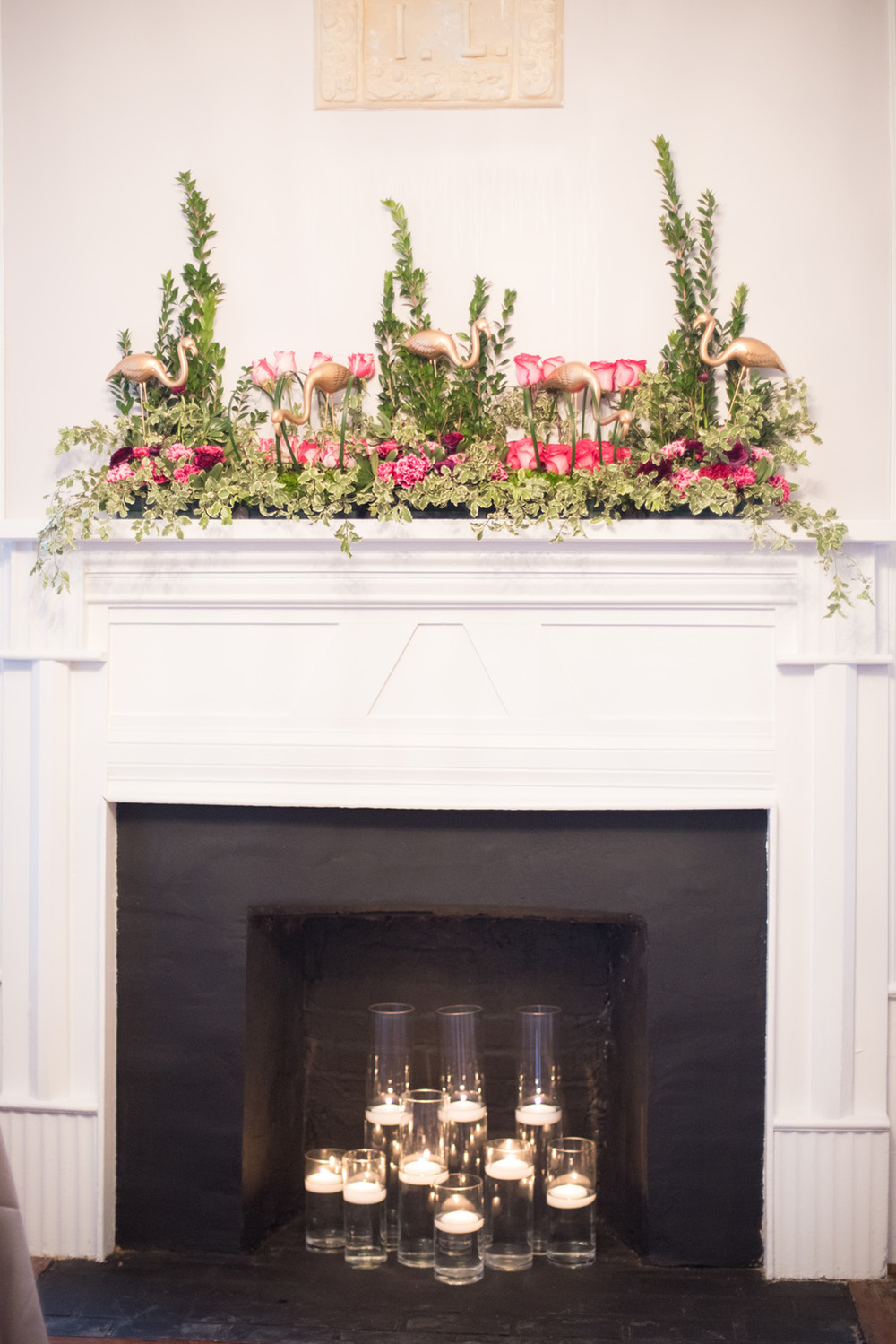 Mims House Grand Opening — Creative Raleigh NC Wedding Flowers by ...