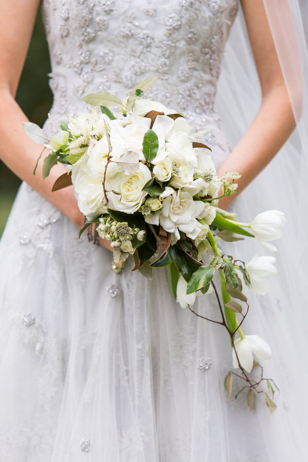 Bridal Bouquet, Umstead Wedding