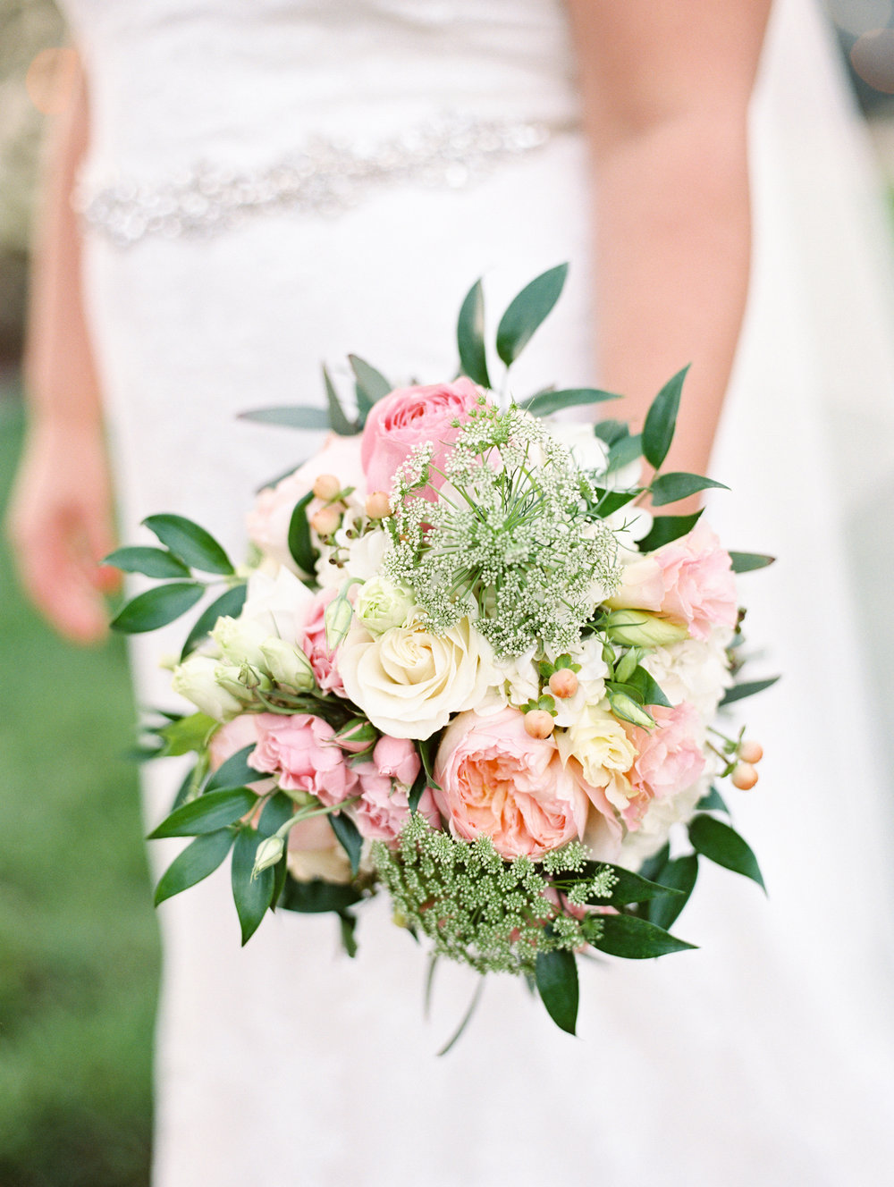 Bridal Bouquet Angus Barn Wedding