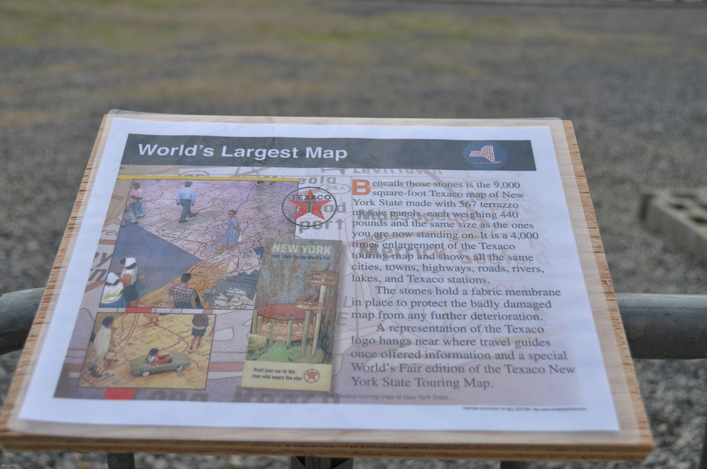 World's Largest Map