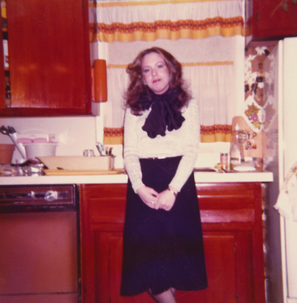 Me In My Kitchen Apx 1975-1976