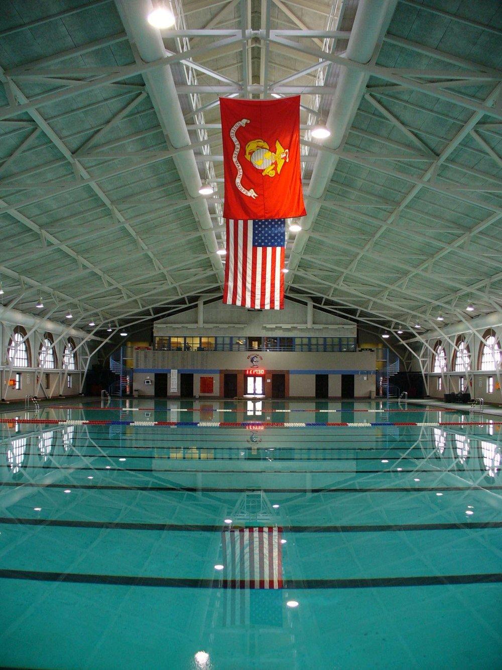 Marine Corp Recruit Depot