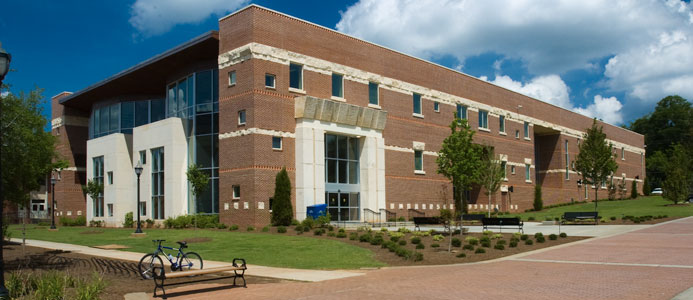 RUSSELL LIBRARY & INFORMATION TECHNOLOGY CENTER