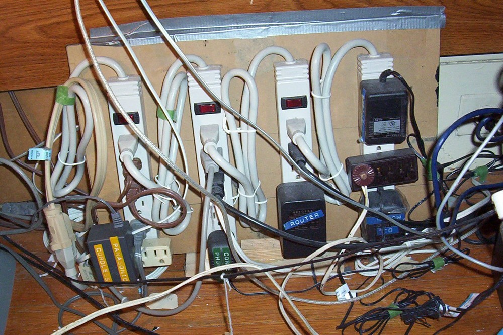 Dwg Saving The World One Power Strip At A Time Dwg