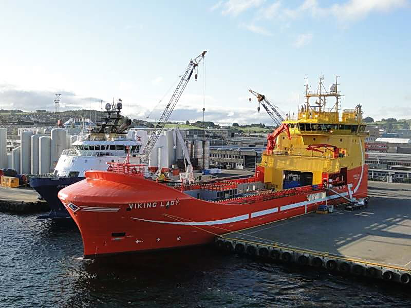 Offshore Service Vessel (OSV) VIKING LADY