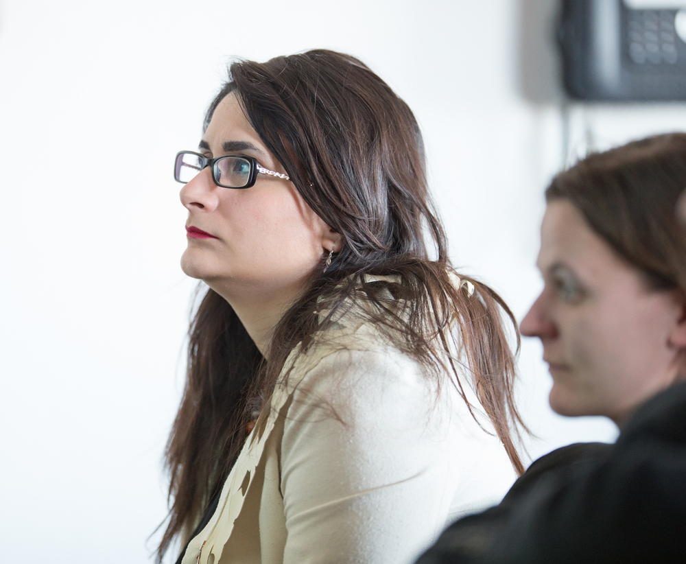 Julia Lessa, City University of London and GAMI Board Member & Sarah Fiona Gahlen, University of Kiel and GAMI Vice-President