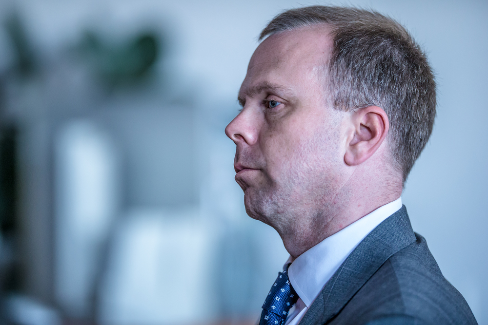 US Consul Michael Gray
