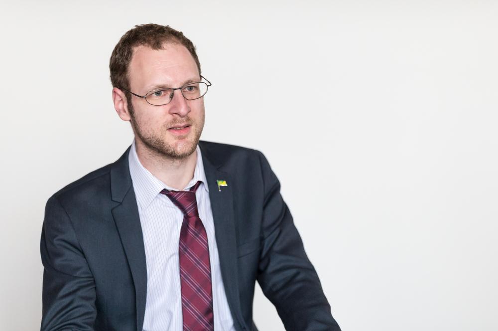 Erik Kravets, GAMI President