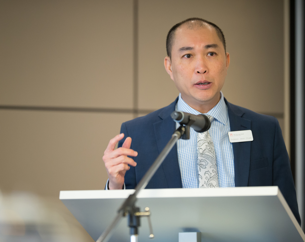 Prof. Dr. Jason Chuah, City University London