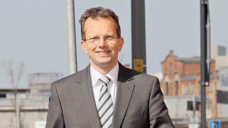 Holger Banik, general manager of NPorts.