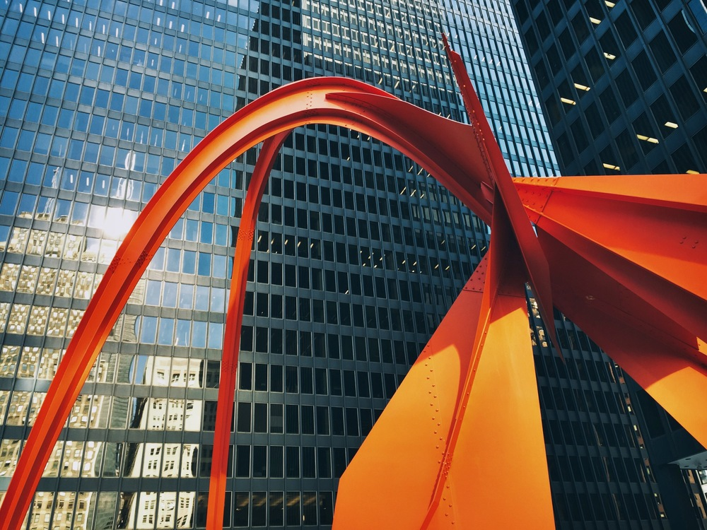 Federal Plaza, Chicago