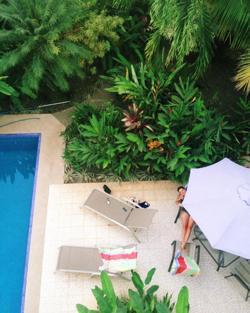 Megan, Playa Langosta, Costa Rica