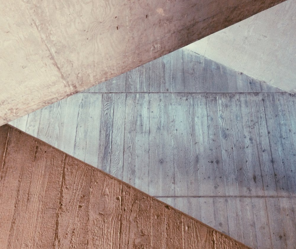Brutalism, Scripps College, Claremont, CA