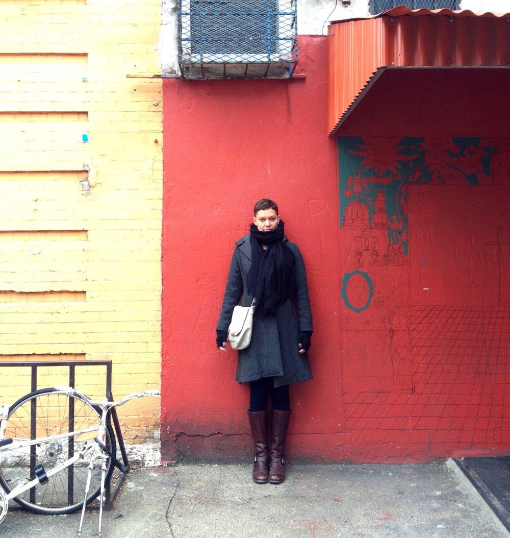 Megan, Brooklyn, NYC