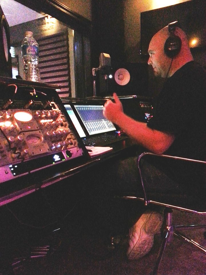 Producer and Engineer Bobby Gilmer