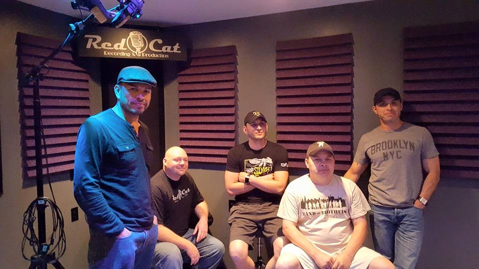 Los Hermanos Gonzales, with Producer and Engineer Bobby G