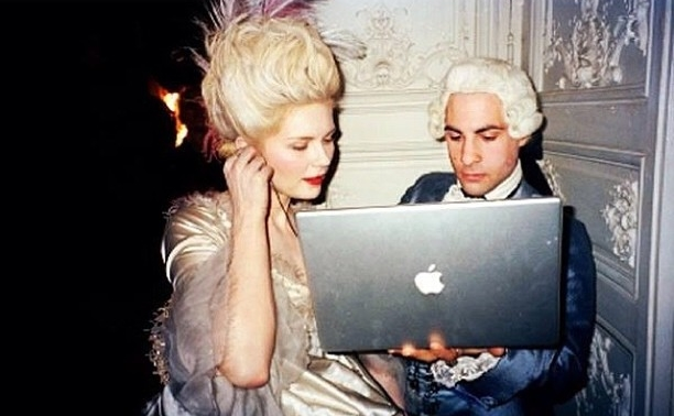 My love for period film has never ceased, I can't wait to make my own one day!  Marie-Antoinette: So, I hear you like to make keys as a hobby? Louis XVI: Yes. Marie-Antoinette: And do you enjoy making keys? Louis XVI: Obviously.