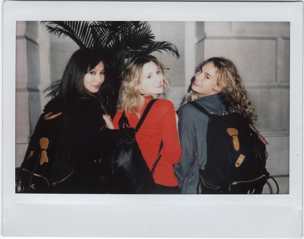 Gemma, Laura & Lily