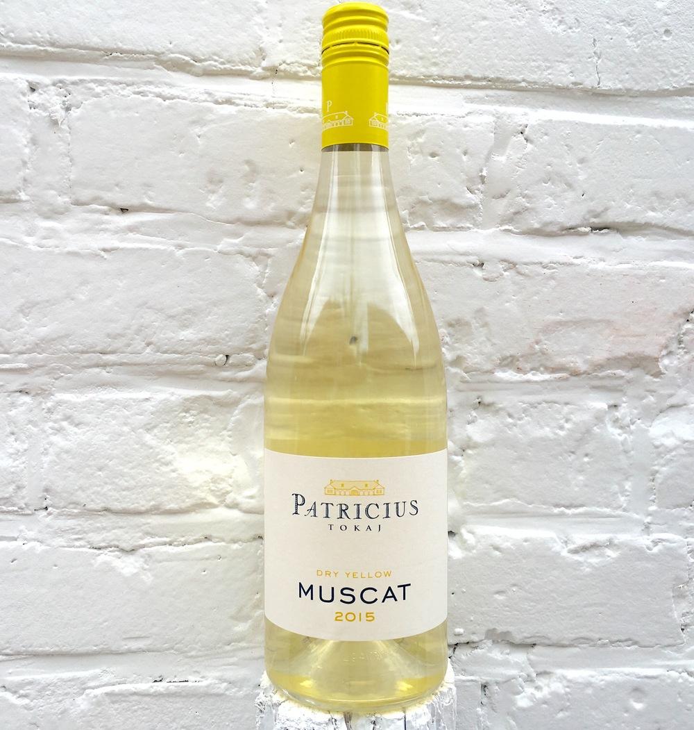 Patricius Muscat 2015