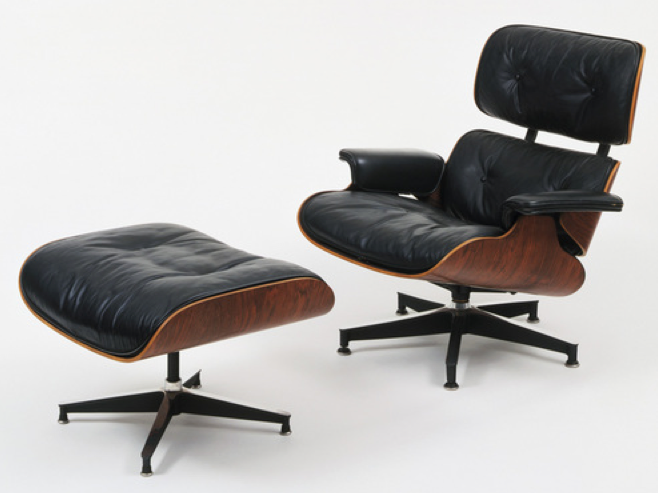 Eames lounge chair dating