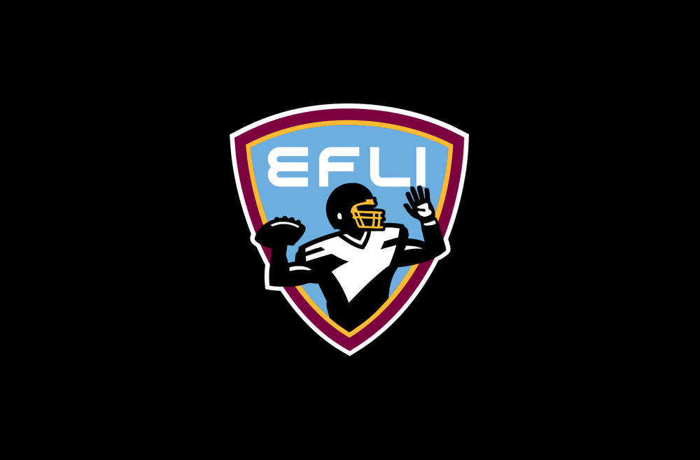 Elite Football League of India - League Logo Design