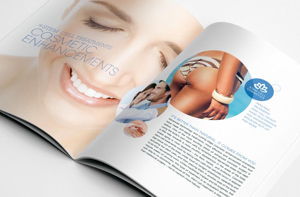 StemGenex Brochure - Cosmetic Enhancement Stem Cell Treatments
