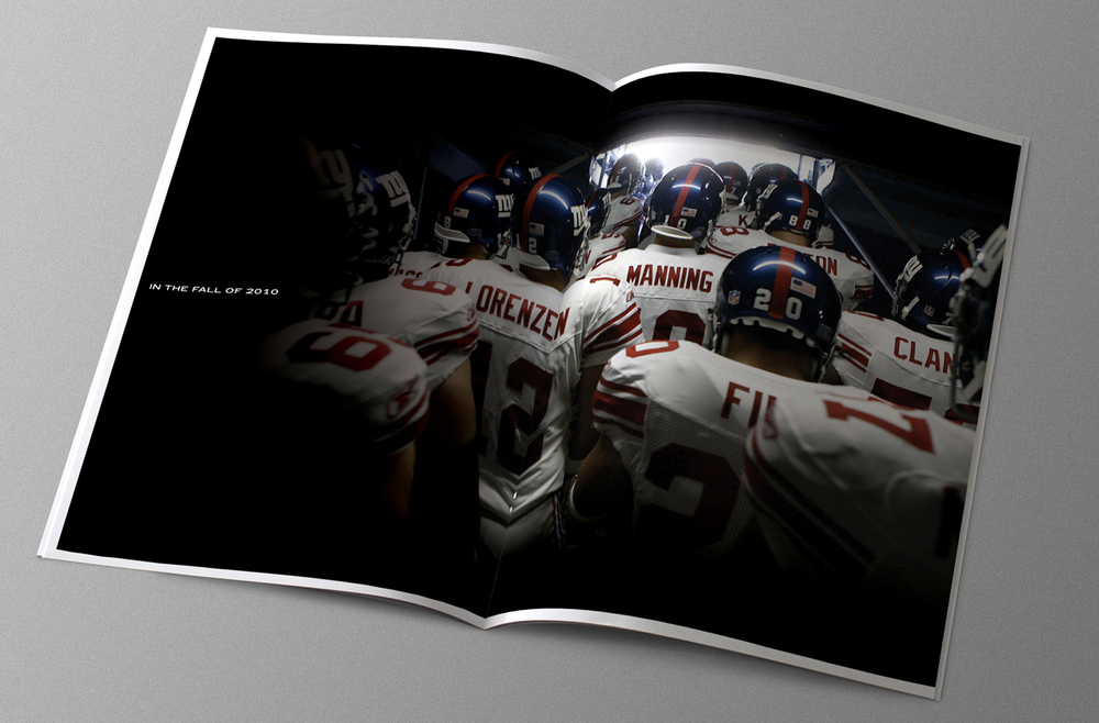 Giants/Jets Luxury Stadium Sales Brochure