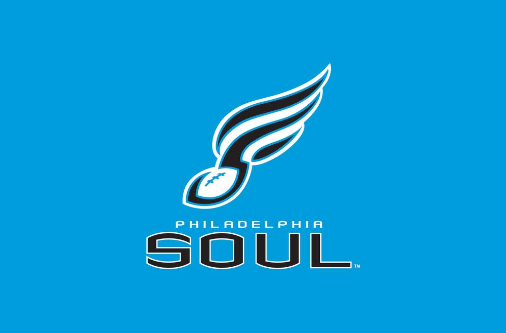 Philadelphia Soul Team Identity - Primary Logo