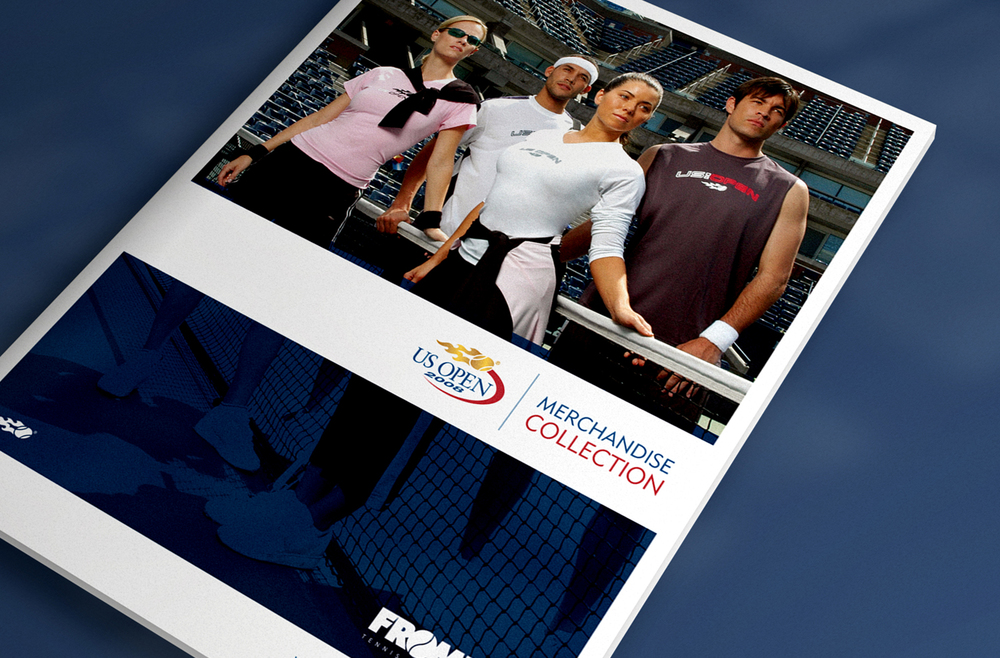 US Open Tennis Merchandise Catalog