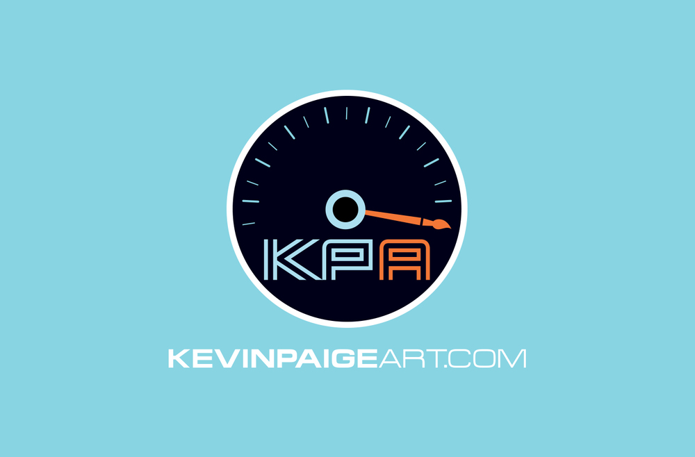 Kevin Paige Art Identity
