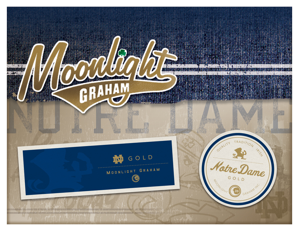 Moonlight Graham | Notre Dame Campus Wear Collection