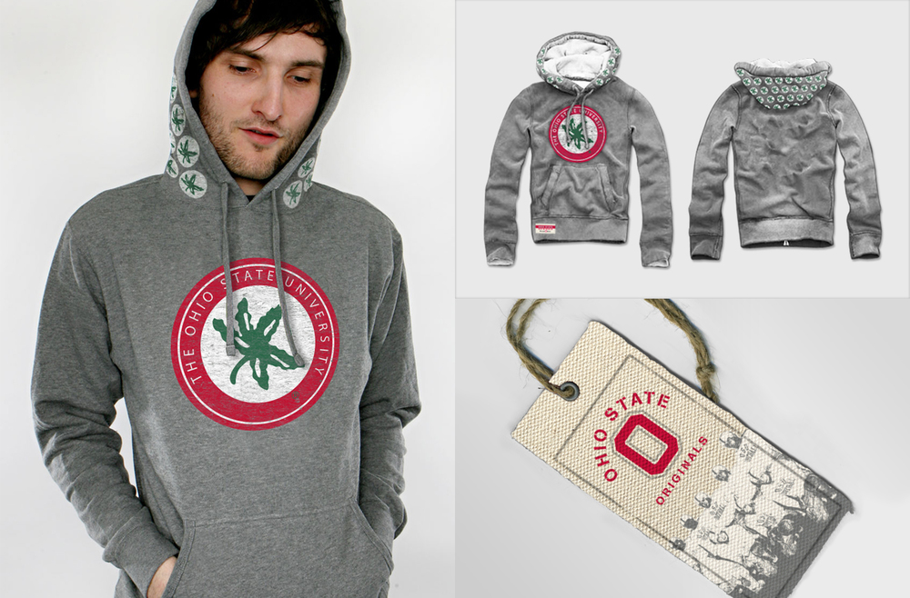 Ohio State Originals Collection - Hoodie