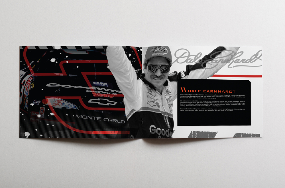 Dale Earnhardt, Inc. Style Guide