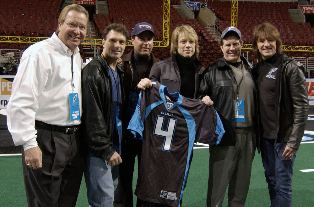 Philadelphia Soul Team Uniform