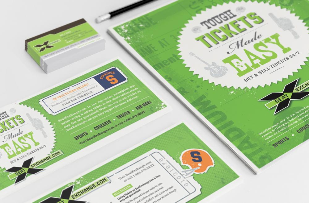 SeatExchange.com - Corporate Identity