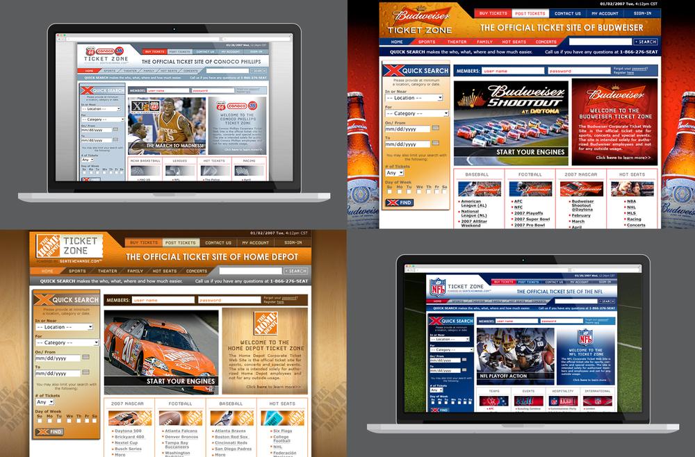 SeatExchange.com - Digital Marketing