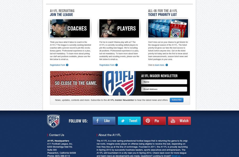 A11FL.com Web Design