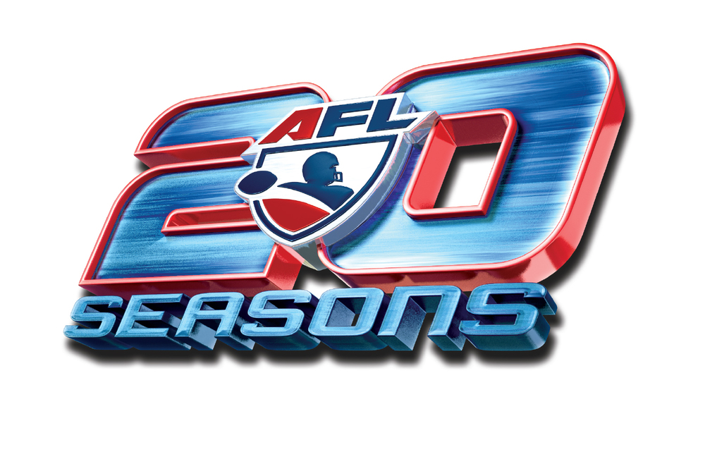 AFL Seasons Logo Design