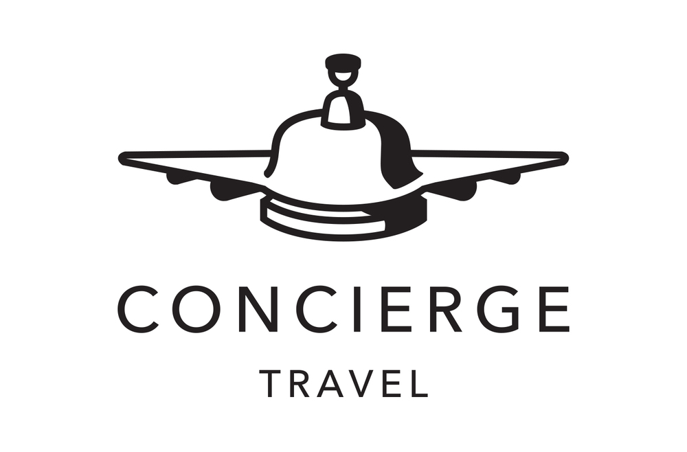 Concierge Travel Logo Design