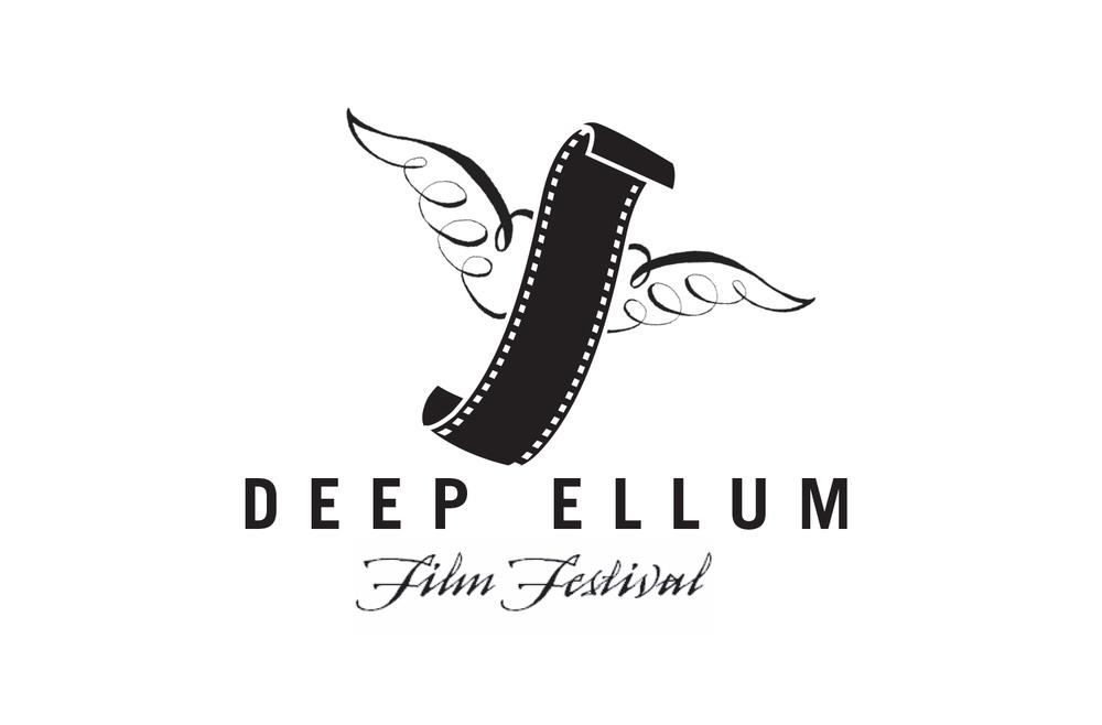 Deep Ellum Film FestivalLogo Design