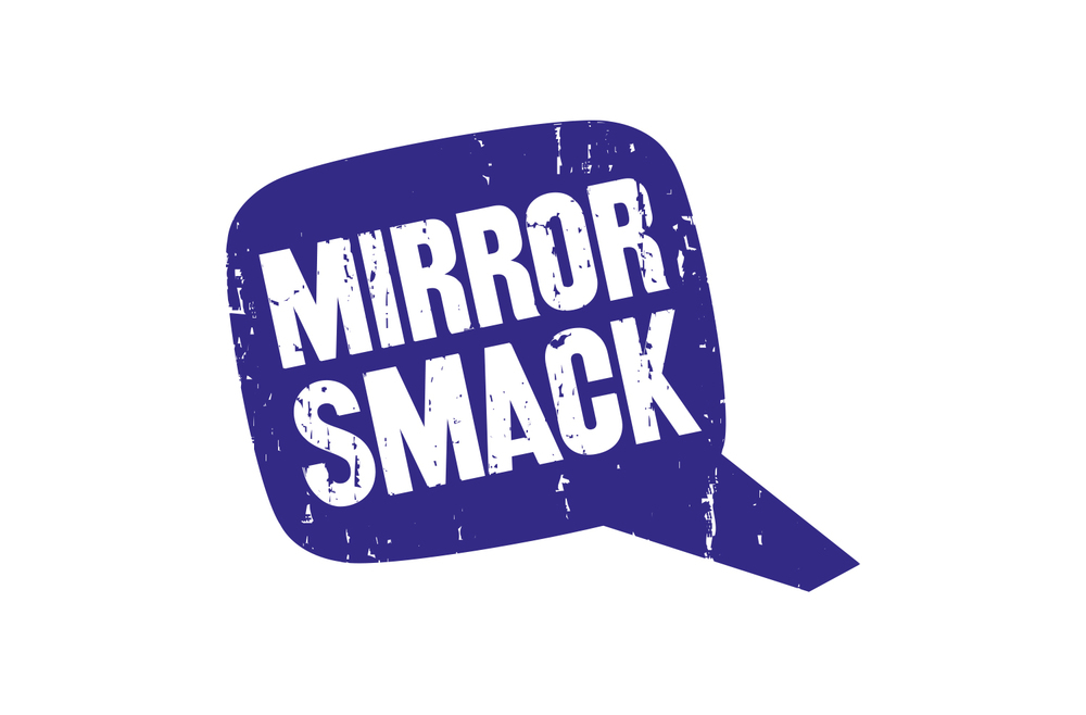 Mirror Smack Logo Design