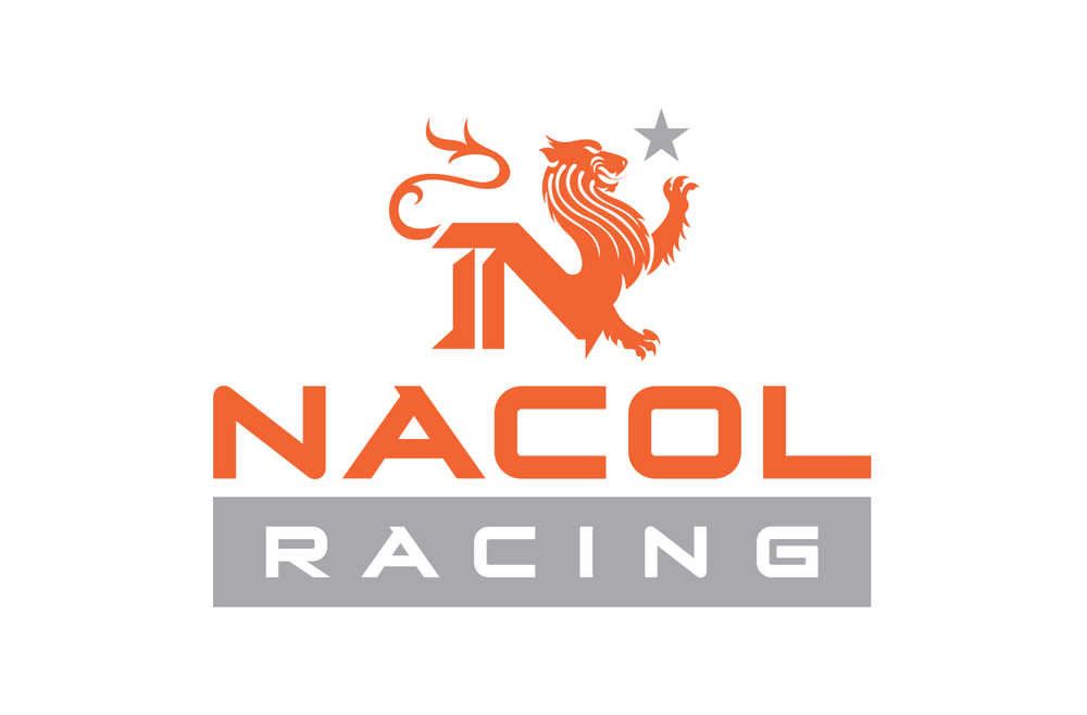 Paul Nacol Racing Logo Design