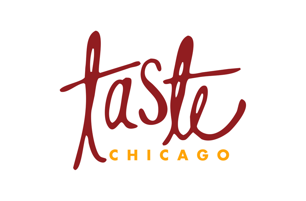 Taste Chicago Logo Design