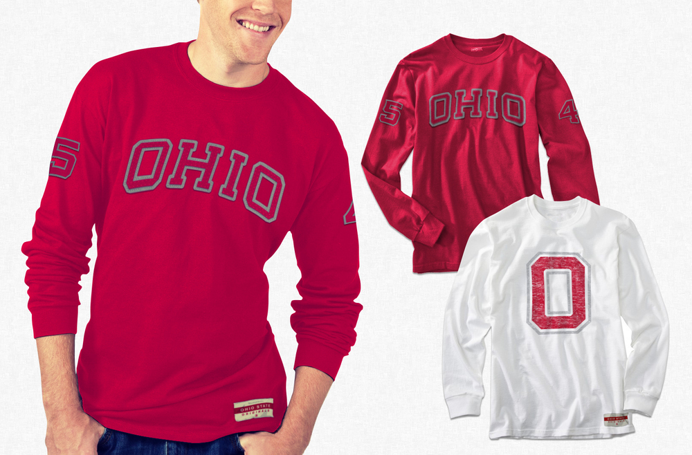 Ohio State Originals Collection - Long Sleeve Shirts