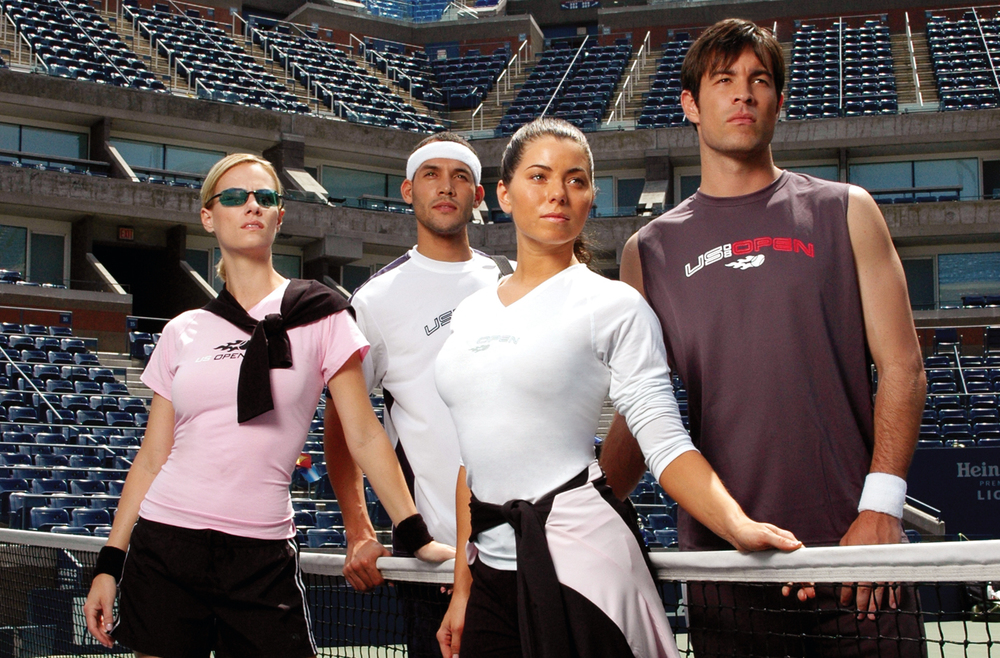 US Open Tennis Performance Wear
