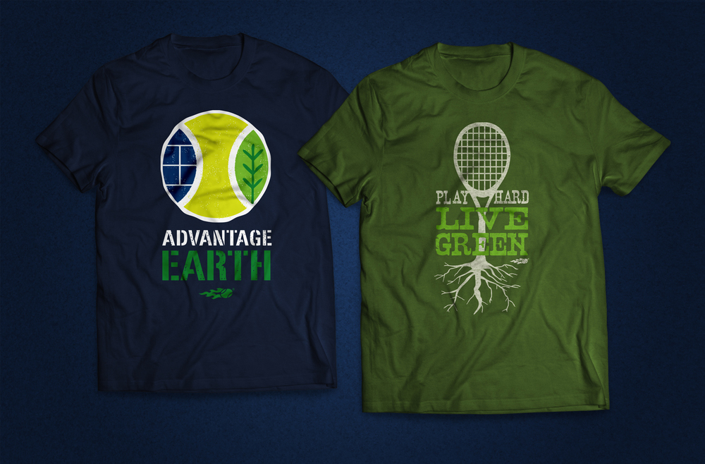 US Open Apparel - T-Shirts